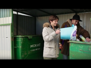 КОГДА В ГОЛОВЕ ЗАЕЛА ПЕСНЯ  сериал 'Люба и Аркаша'