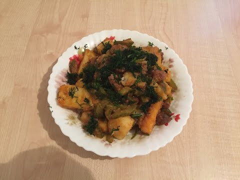Azu-Tatar Yemeyi