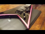 JACKSON RANDY RHOADS PINK BEVELS RRXMG EMG ALEXI LAIHO ESP STYLE UP CLOSE GUITAR (1)
