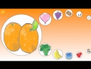 Learn Colors _ Fruits _ Objects _ Kindergarten _ ELF Learning