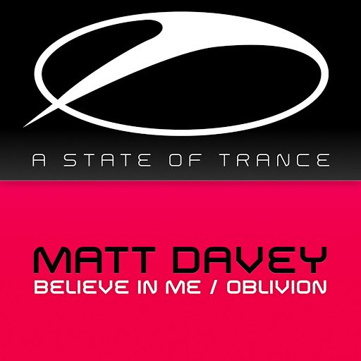 Matt Davey альбом Believe In Me / Oblivion