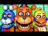 Five Nights at Freddys Song (FNAF 6 SFM 4K Rockstar)(Ocular Remix)