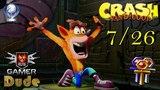 Crash Bandicoot N. Sane Trilogy Часть 1 Реликт 7