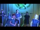 Очень хороший танец на военную тему Танец Дети войны