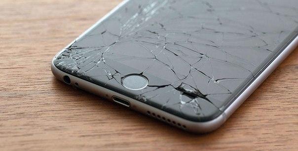 Починить дисплей на iPhone В Видном