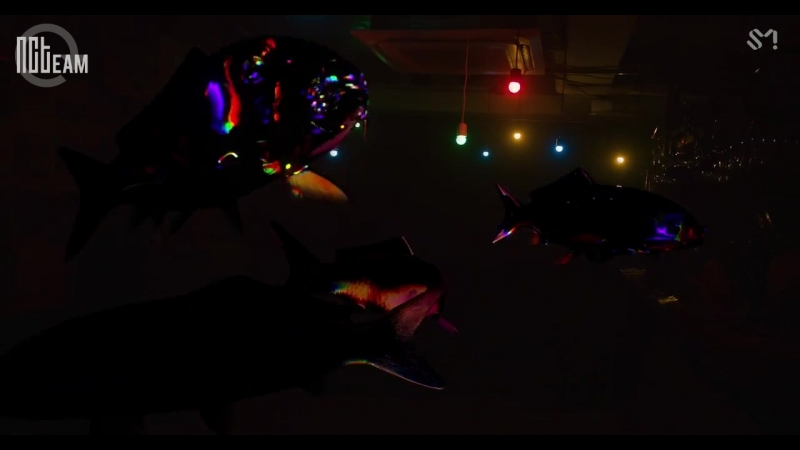 [РУС.СУБ КИРИЛЛИЗАЦИЯ] NCT U - YESTODAY MV