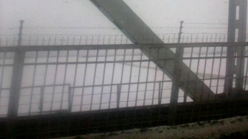 Архангельск Город Поездка Автобуса N1  Мост Река Северной Двина