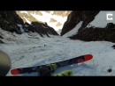 Man Loses Ski At 5000FT