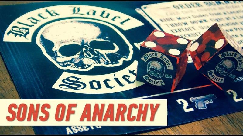 Геймплей 115 - Sons of Anarchy (Правила)