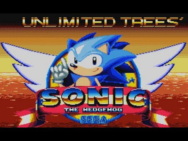 Unlimited Trees' Sonic 1 (Sonic fangame)