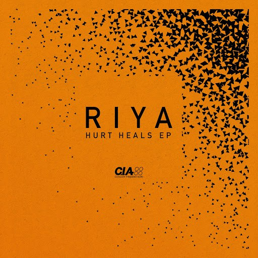 Riya альбом Hurt Heals EP
