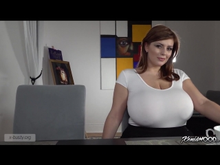 Xenia Wood - 75L Cup Of Tea Video [Big Tits, Natural, Russian, Ukrainian, PlusSize, BBW, Busty, Большие Сиськи, Русские, Пышки]