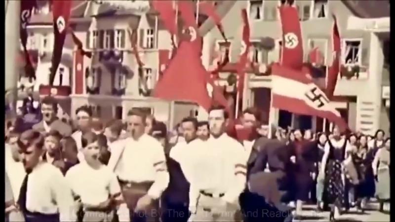 Gentiles del mundo, levantad vuestras banderas
