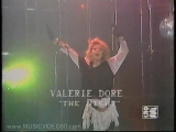 Valerie Dore - The night ( Superclassifica Show 1984 )