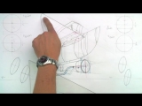 15 - 10. Drawing an Odd Vehicle using Reference Planes plus Various Propellers Part 2