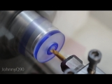 Nitro Engine Visible Combustion!