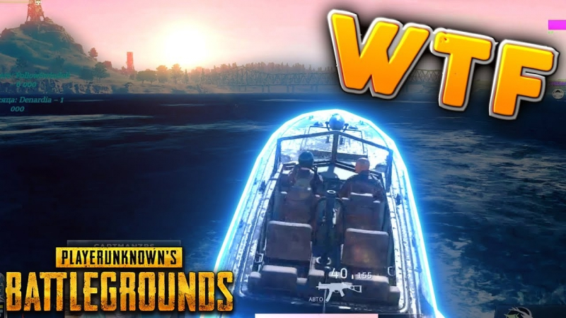 PUBG WTF Funny Moments Highlights Ep 123