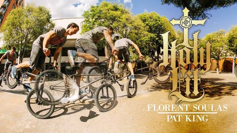 Florent Soulas and Pat King - Holy Fit