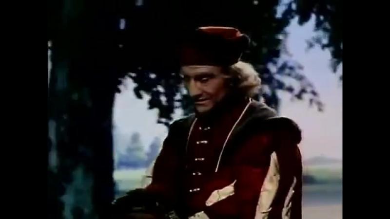 Меч и роза 2 серия. Экранизация романа Чарлза Мэйджора (1953)