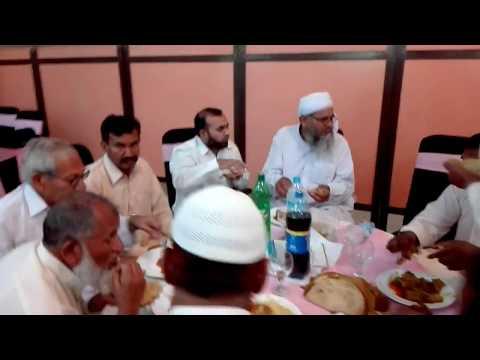 TOBA TEK SINGH LUNCH FOR GOVERNMENT HUJJAJ BY ALHAJ AHMAD DIN REHMANI