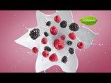 Новинка! ЧУДО питьевой йогурт Малина-Ежевика