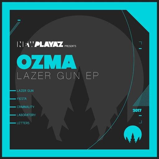 Ozma альбом Lazer Gun EP