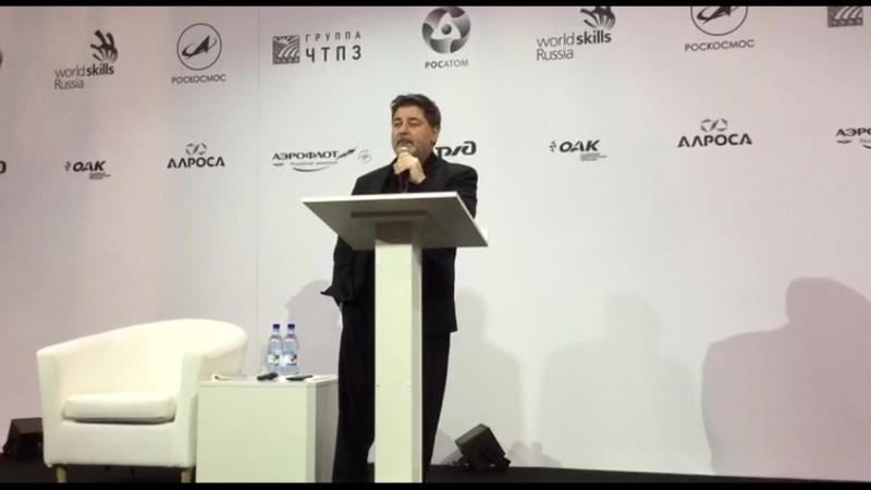 Александр Цекало, генеральный продюсер компании «Среда»
