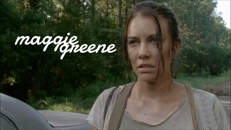The Walking Dead Maggie Greene Tribute