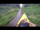 Straight down the fast lane on a kayak Straight from the Athletes E2 Aniol Serasolses