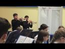 """А.Зацепин """"Есть только миг"""" - ансамбль музыкальной школы """"Виртуозы"""""""