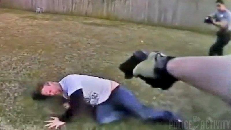 Bodycam Footage Shows OKC Police Shooting Knife Wielding Man
