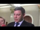 Глава ДНР А. В. Захарченко - настоящий защитник своей земли - поздравил с Днем защитника Отечества население Донбасса и россиян.