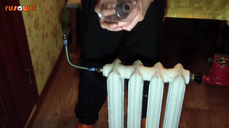 Электрокотел из батареи своими руками 62