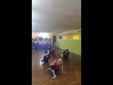 Канкан в клубе, танцуем и худеем