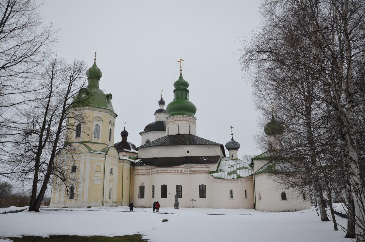 _xseg0ViapM Кириллов и Кирилло-Белозерский монастырь