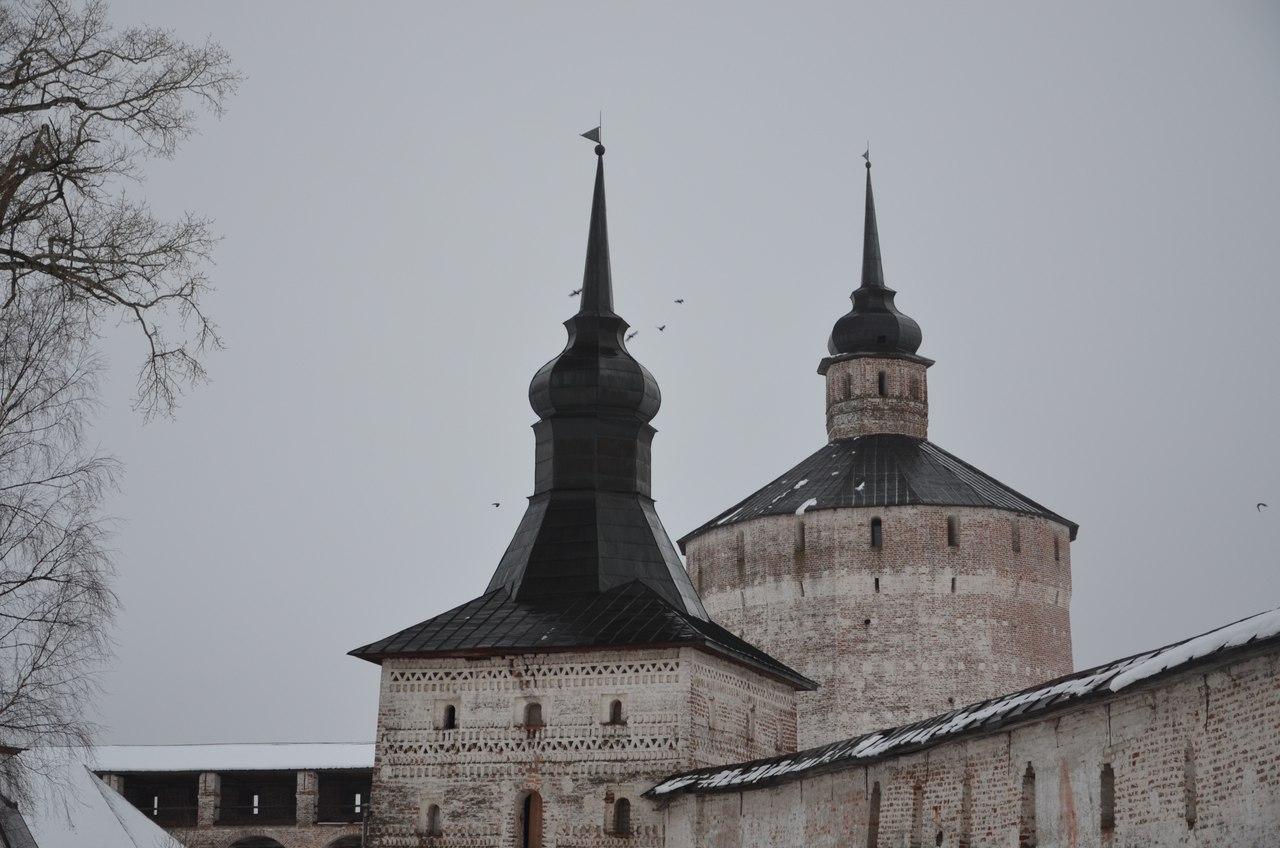 SmflBzpKqb4 Кириллов и Кирилло-Белозерский монастырь