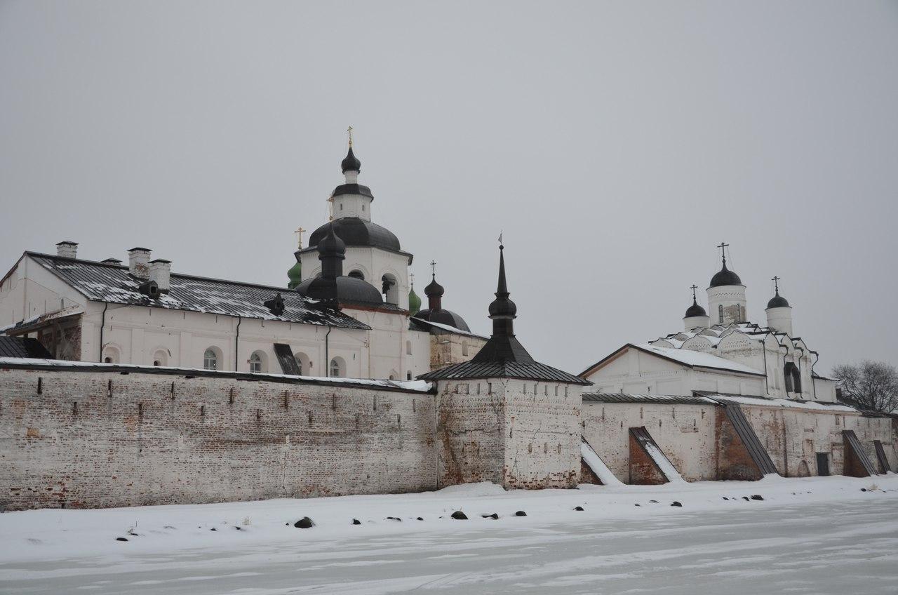 PzMDvrJGE0U Кириллов и Кирилло-Белозерский монастырь