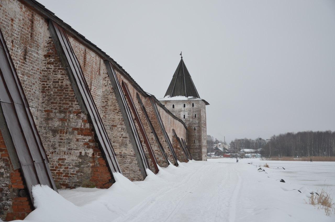 DbGe4lZvS8s Кириллов и Кирилло-Белозерский монастырь