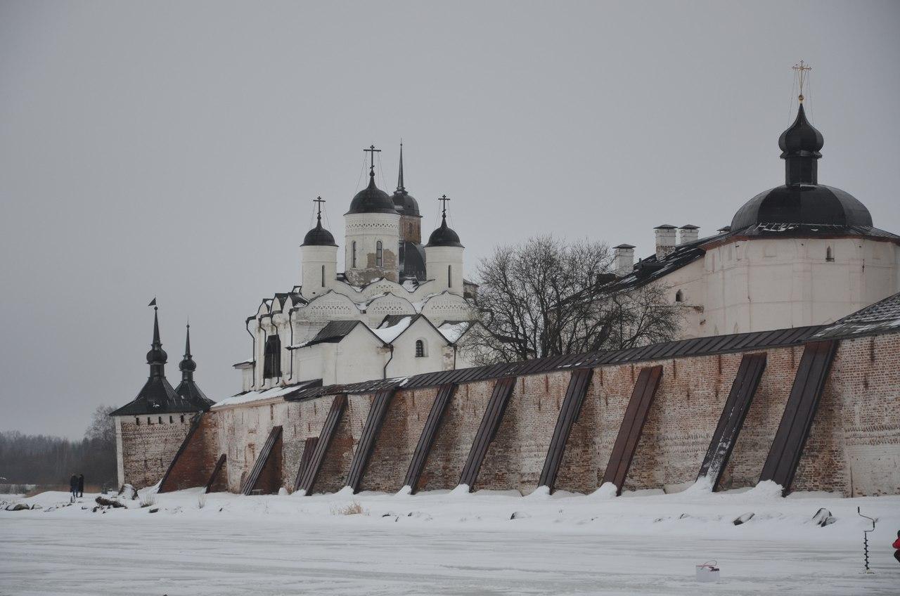 IbLVnSoJdZY Кириллов и Кирилло-Белозерский монастырь