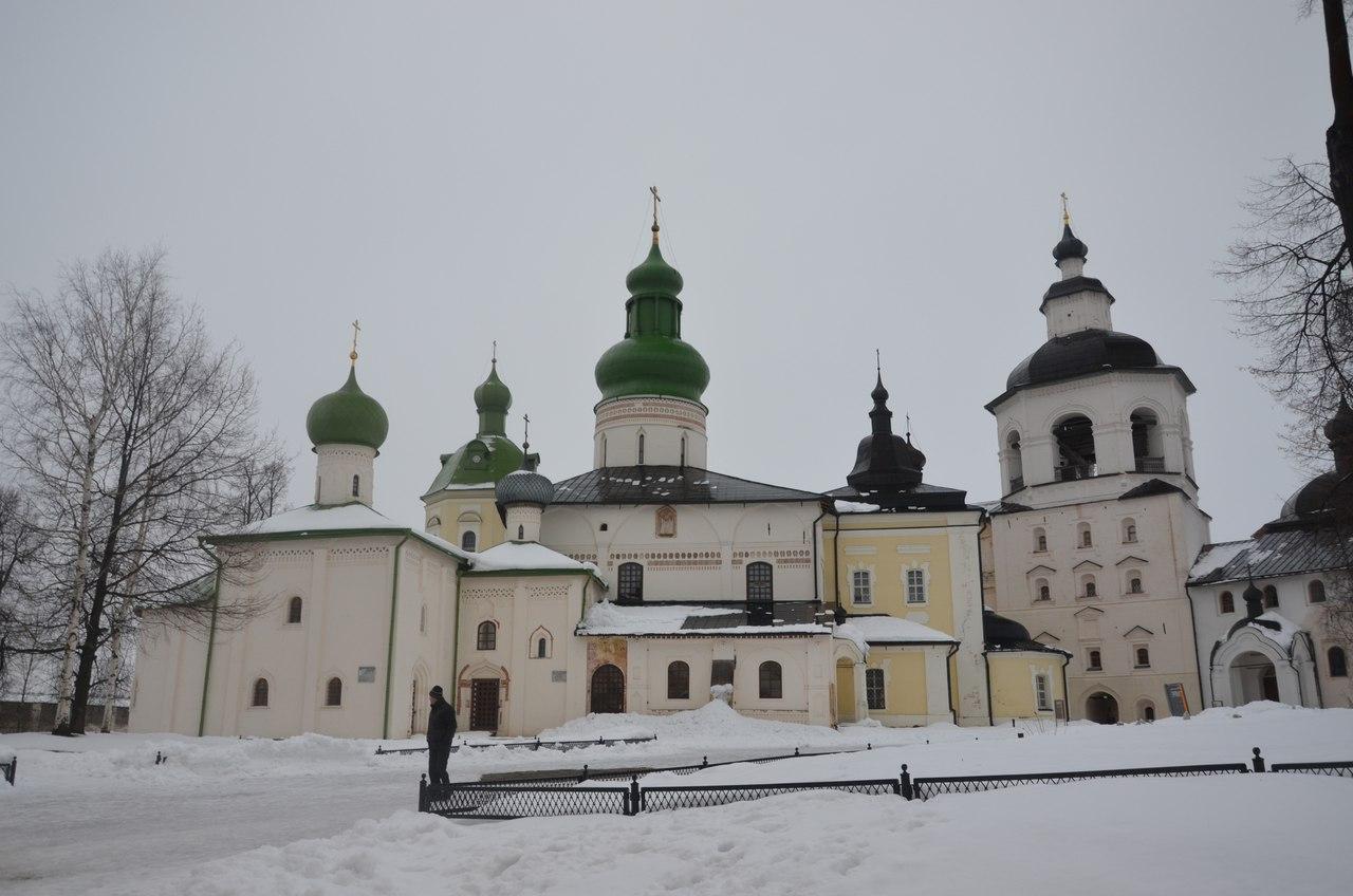 vPec4r2Xar8 Кириллов и Кирилло-Белозерский монастырь
