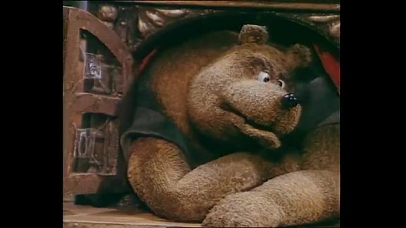 Теремок (1995 год) _ Прикольные мультики - Самый смешной мульт для взрослых.