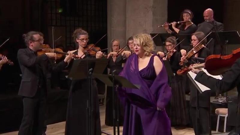 Händel, Hasse, A. Scarlatti, Rameau, Vivaldi - Vent de folie - Karina Gauvin - Le Concert de la Loge - J. Chauvin