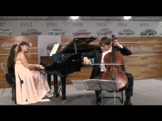 Anna Fedorova_Chopin sonata in G minor Op.65