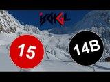 Ischgl Ski Slope 15 (Red) And 14B (Black)