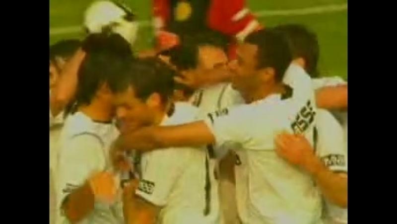 2008 - 2009 Sezonu - Eskişehirspor-Beşiktaş dakika 86 gol Holosko