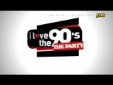 Ice Mc - I love the 90s party