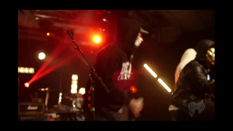 Hollywood Undead - Been To Hell (LIVE at iHeartRadio)