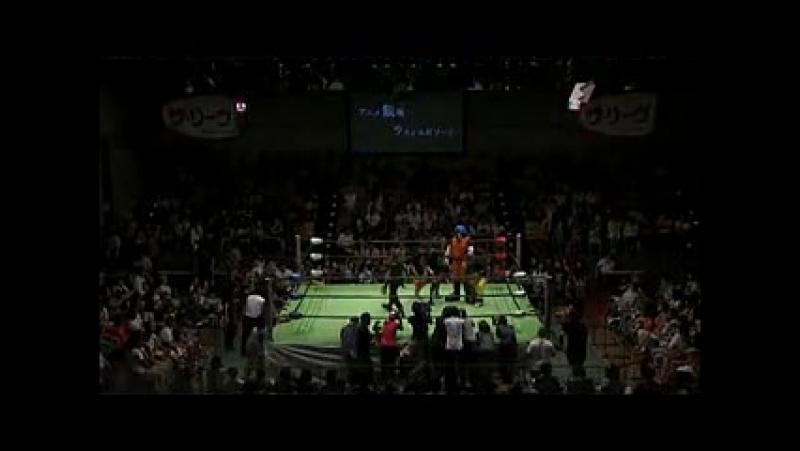 Pro Wrestling NOAH Voyage For Colosseum 2013 (2013.06.30)