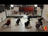Reggaeton - урок 02.03.2018! Choreography by Alexandra Yatsenko! Gente Libre!