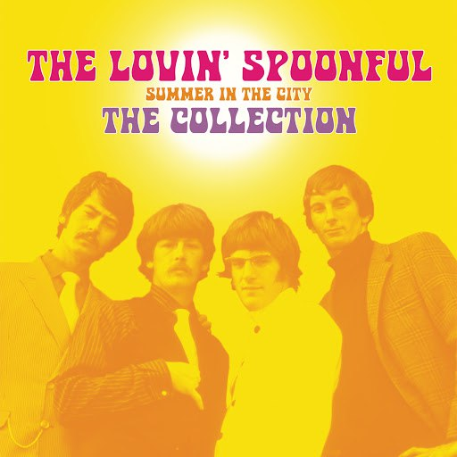 The Lovin' Spoonful альбом Summer In The City - The Collection